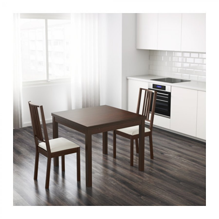 ikea expandable dining table and 4 chairs tampa 33613 carrollwood