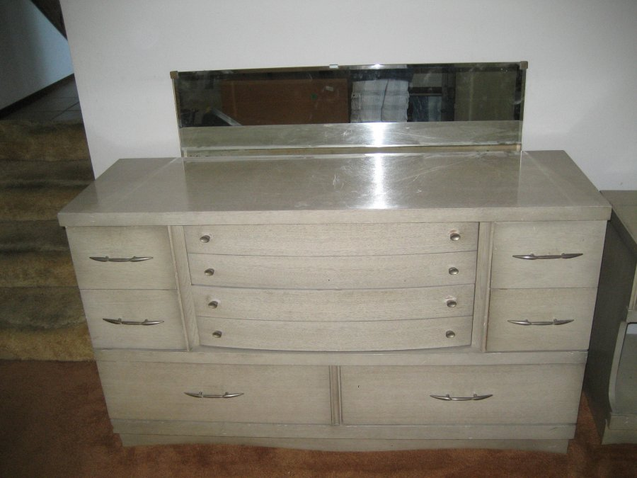 1950 39 S Blonde Bedroom Set Full Seattle 98136 West Seattle 300 Home And Furnitures
