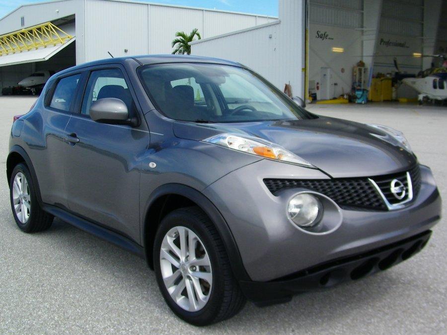 2011 Nissan Juke Sl Pompano Beach 33064 11900 Suv