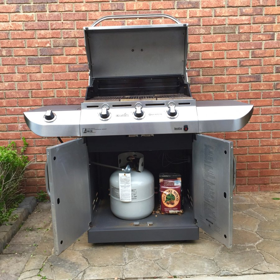 Char Broil Commercial Series Infrared Gas Grill Columbia