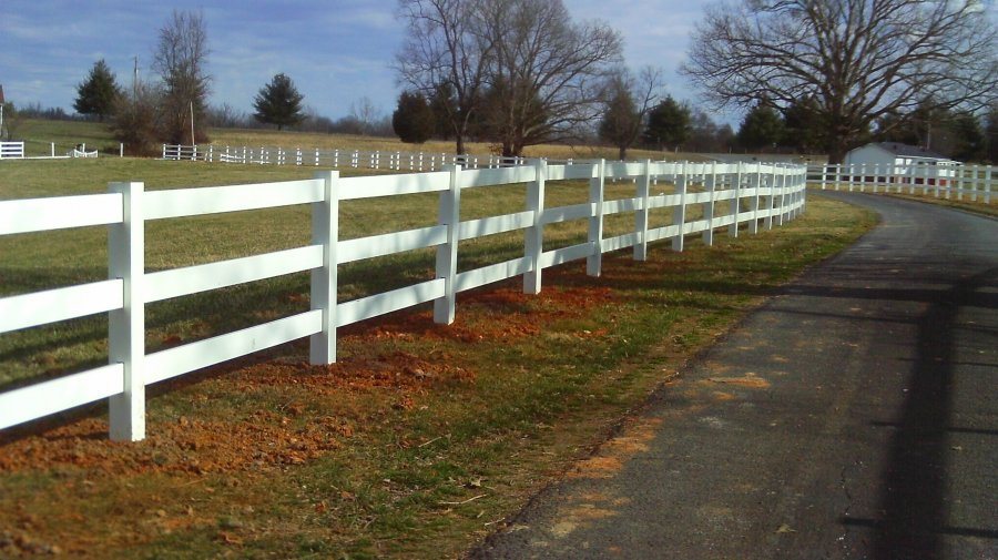 Image Result For Vinyl Fencing Supplies