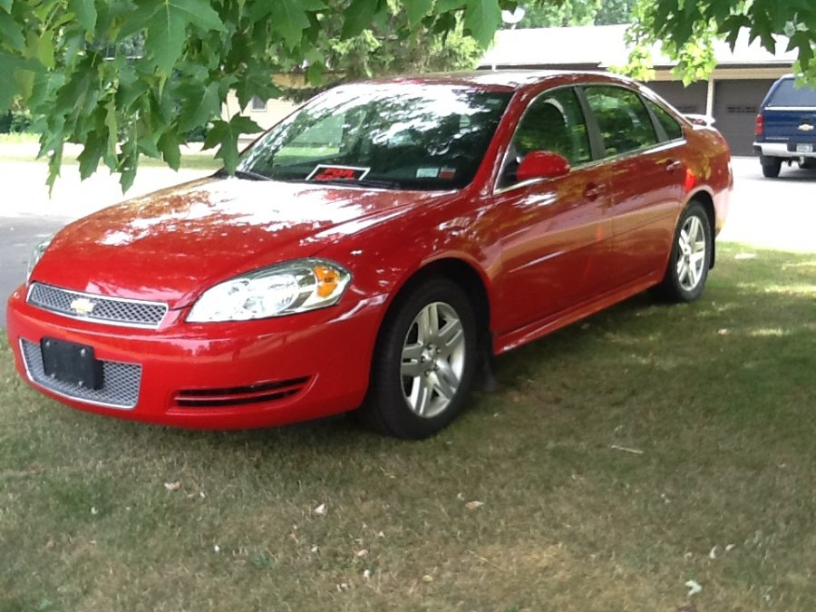 2013 chevrolet impala lt rochester 14432 clifton springs ny car vehicle deal classified ads. Black Bedroom Furniture Sets. Home Design Ideas