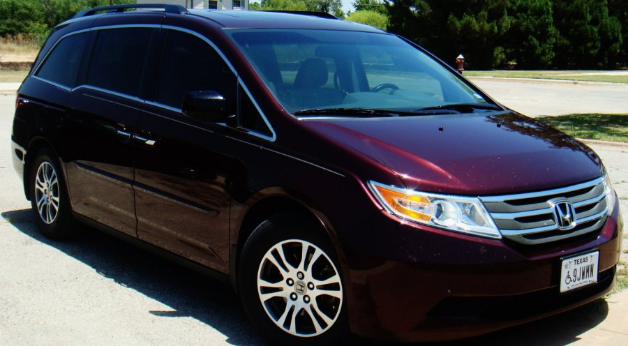 2012 honda odyssey exl nav for sale by owner texas coleman tx. Black Bedroom Furniture Sets. Home Design Ideas