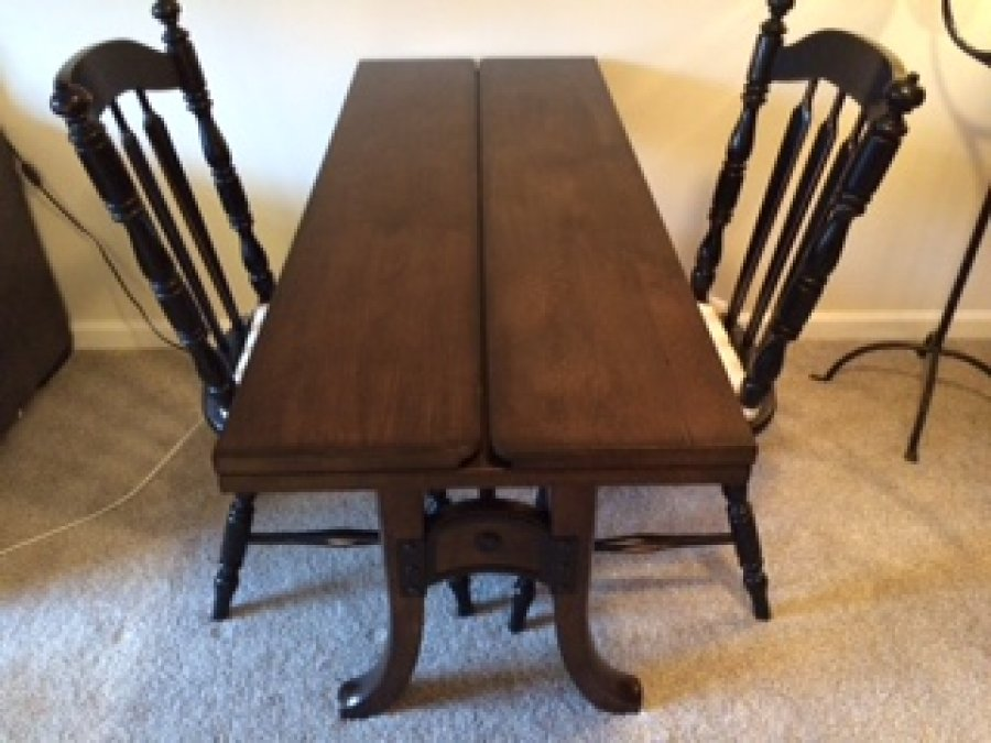 dining room table or tv console raleigh 27612 my