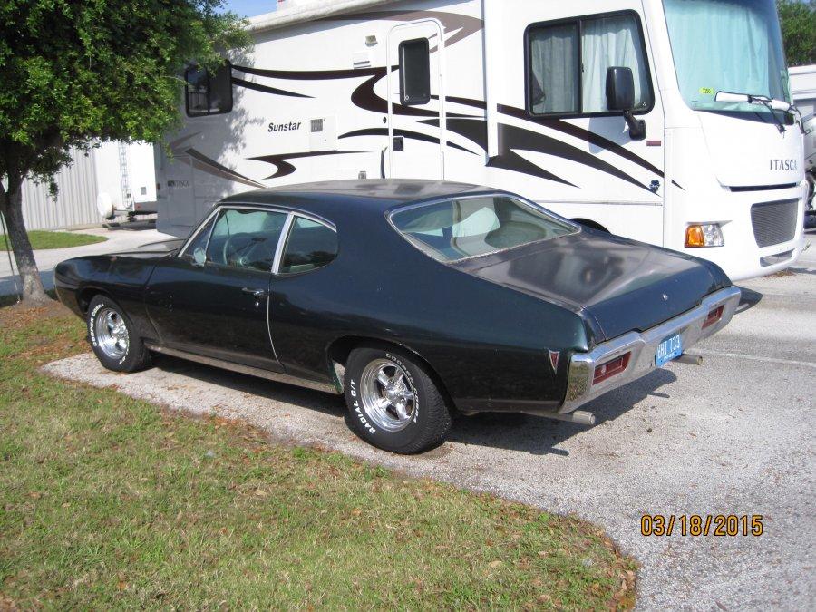 1968 Pontiac Lemans Tampa 34677 Business Park 7500