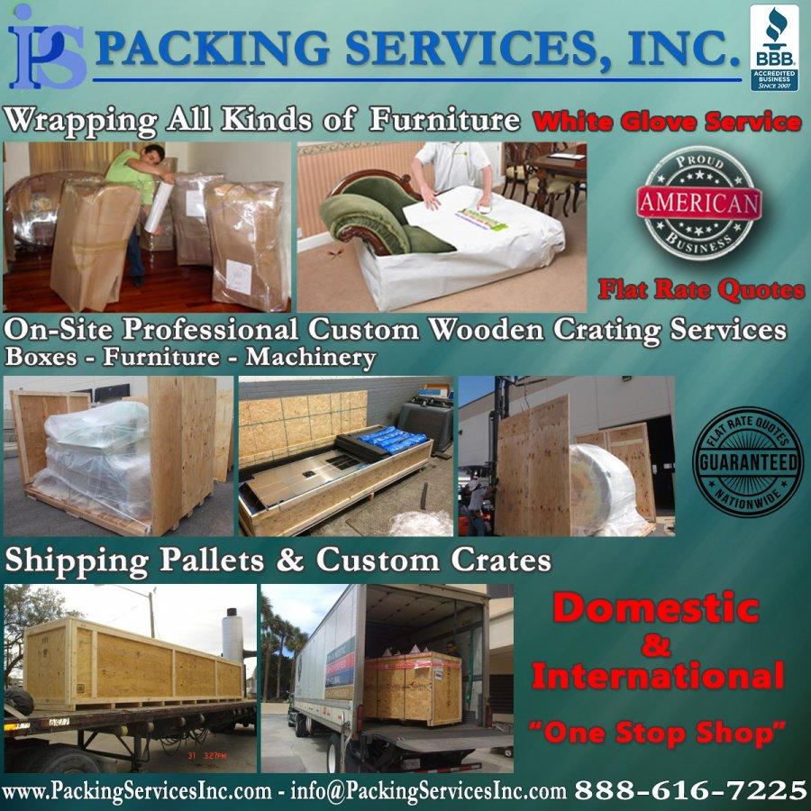 White Glove Deliver In West Palm Beach
