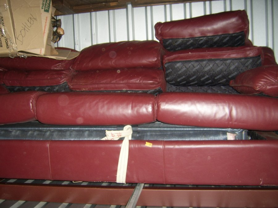 Leather Sofa Sleeper St Louis 63031 Florissant 232 Home And Furnitures Items For Sale