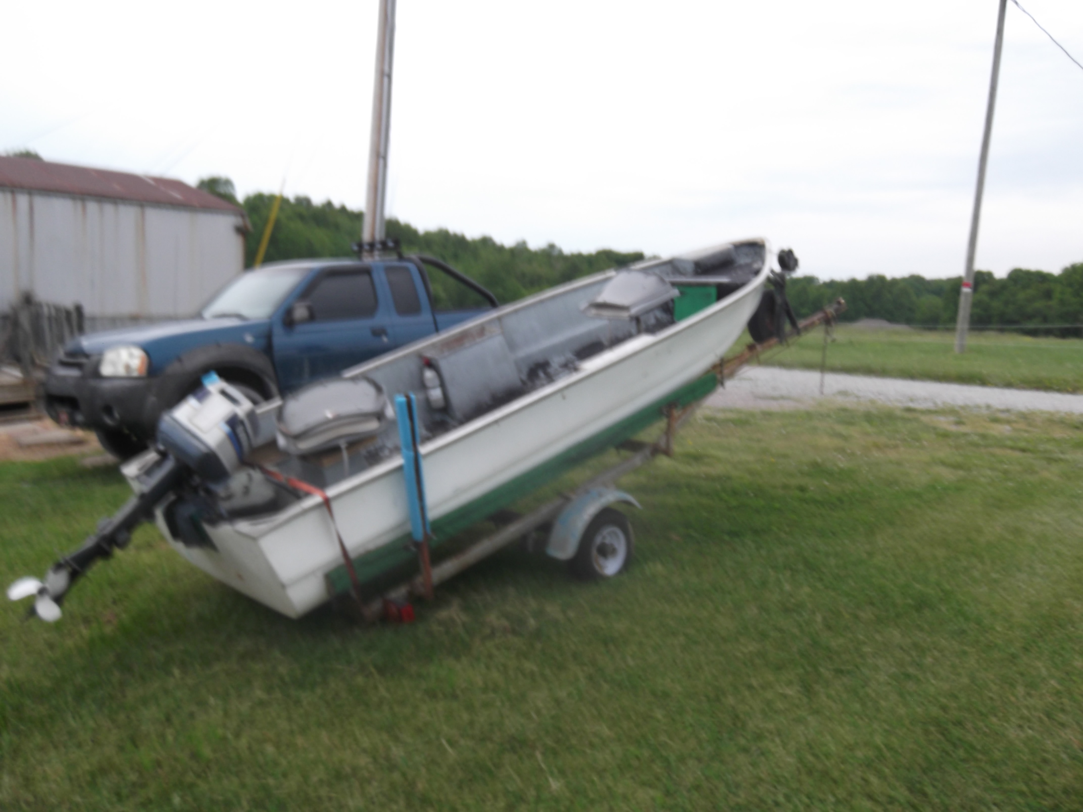 14 ft fishing boat nashville 37083 lafayette boat for 14 ft fishing boat