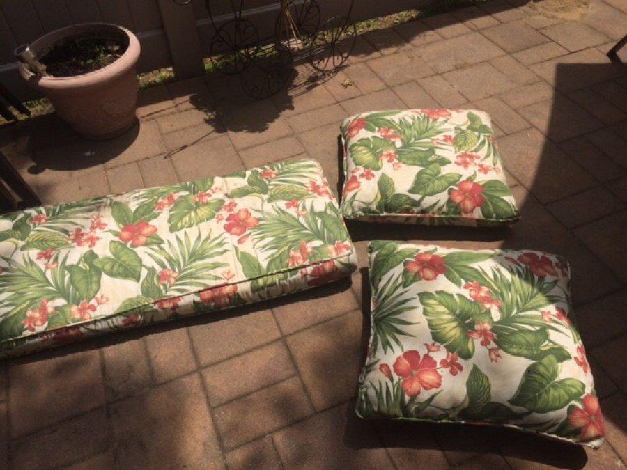 Outdoor cushions New York Deer Park