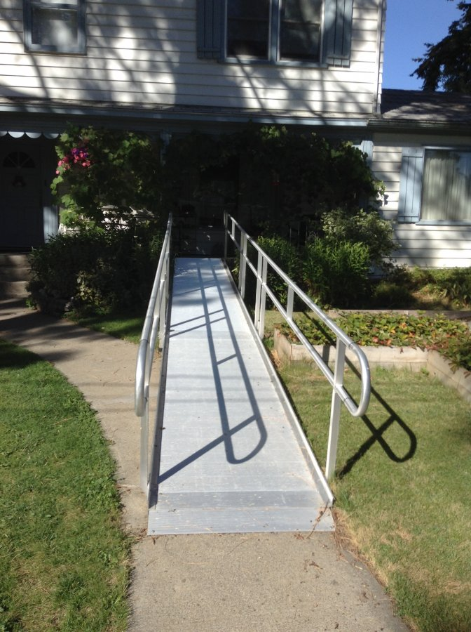 Wheelchair accessible ramp spokane 99004 cheney wa Handicapped accessible homes for sale