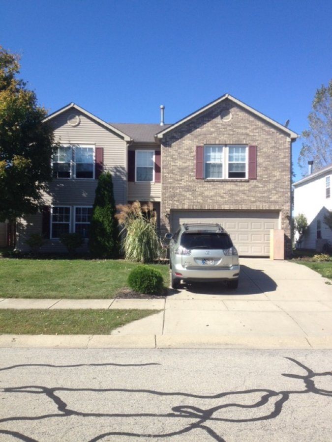 Large 3 bedroom 2 5 bath home for rent in fishers for 3 bedroom houses for rent