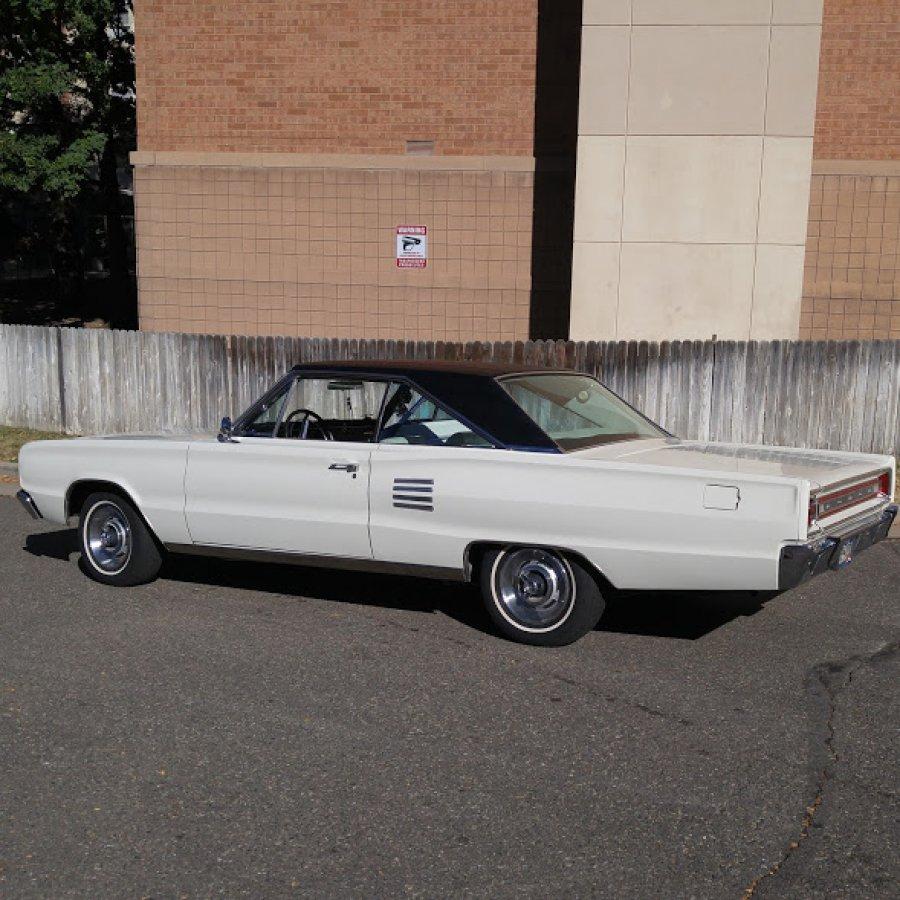 1966 Dodge Chrysler Coronet 500 For Sale-Orig. 318 V8