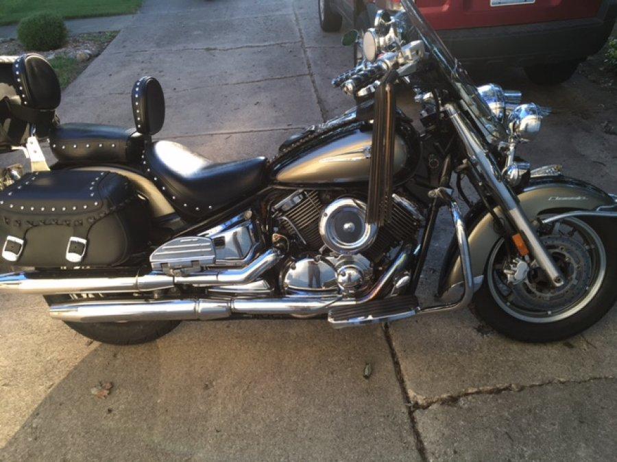 2005 Yamaha V Star 1100 Silverado Illinois 60133 Hanover
