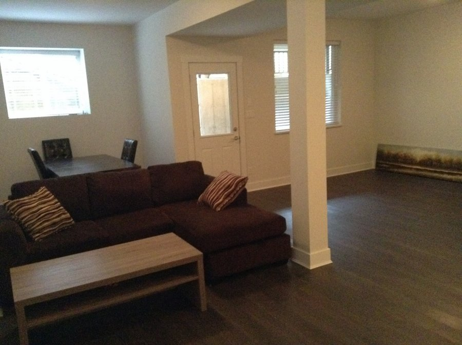 one bedroom basement in brand new house in coquitlam burke mountain