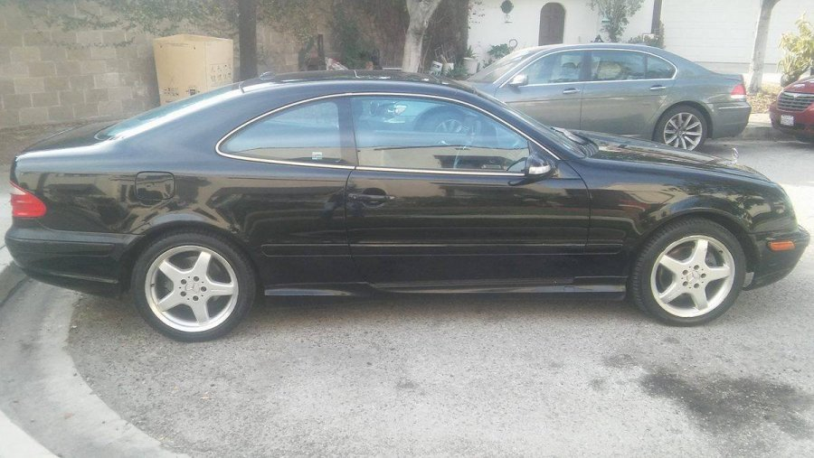 2002 mercedes benz clk430 for sale glendale 91206 car vehicle deal classified ads. Black Bedroom Furniture Sets. Home Design Ideas