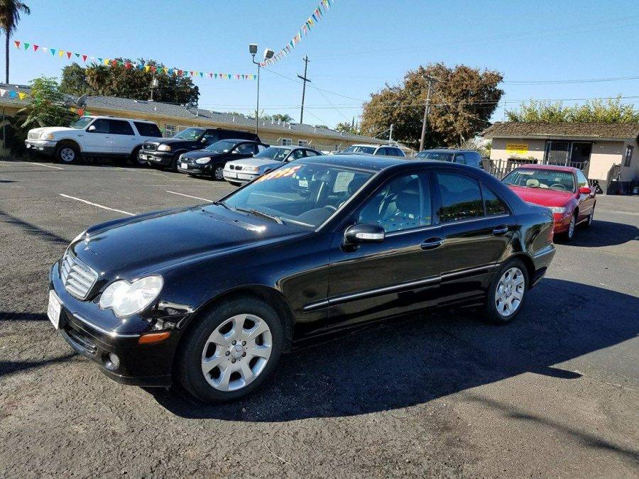 2006 Mercedes Benz C280 Need Gone Stockton 95209 1937