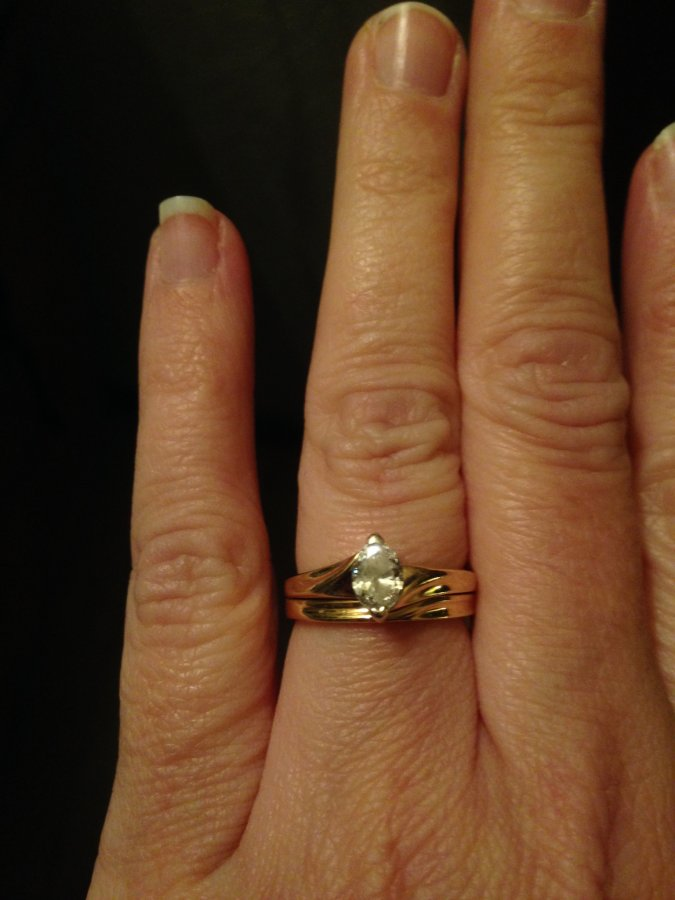 Diamond Wedding Engagement Ring Arkansas Jewelries