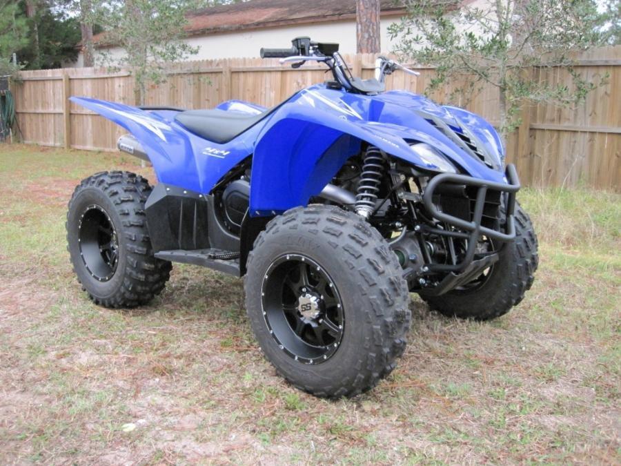 2009 yamaha wolverine 450 4x4 quad chicago 60005