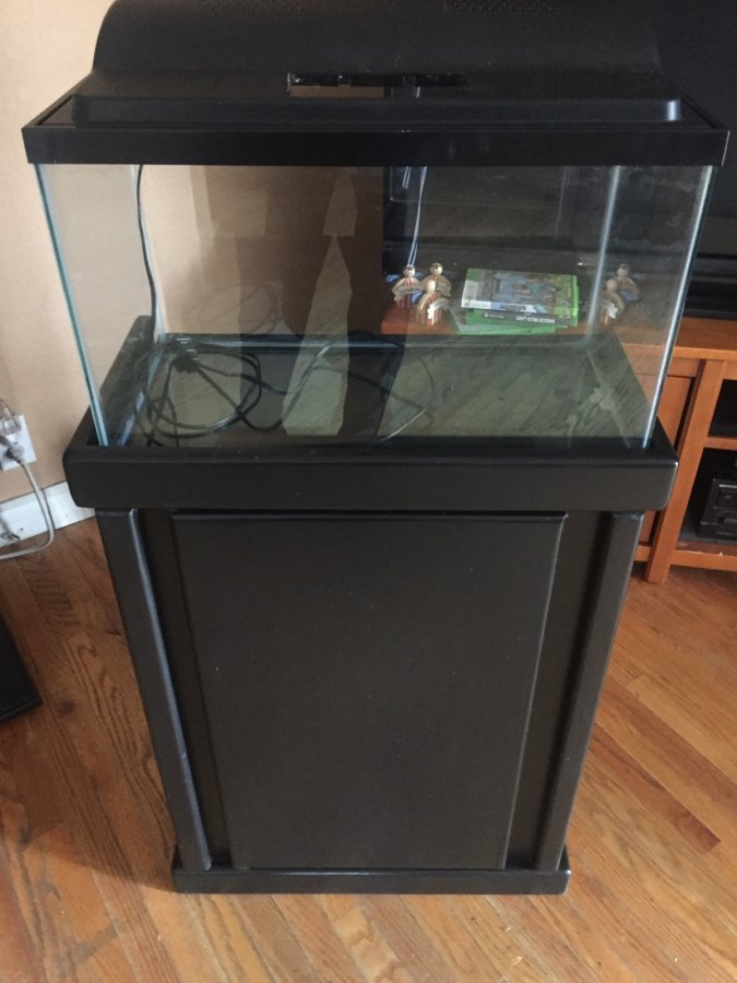 10 gallon fish tank with stand filter and rocks simi for 50 gallon fish tank filter