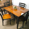 Table with 4 Chairs offer Home and Furnitures