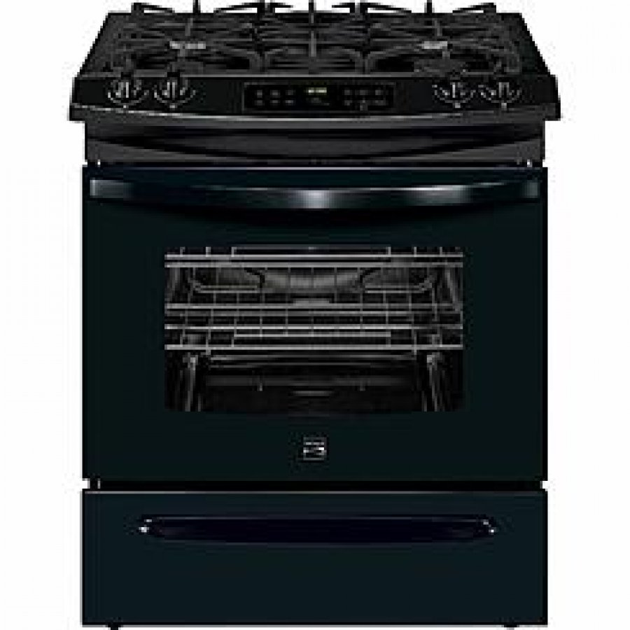 new slide in gas range columbia appliances items for sale deal classified ads. Black Bedroom Furniture Sets. Home Design Ideas
