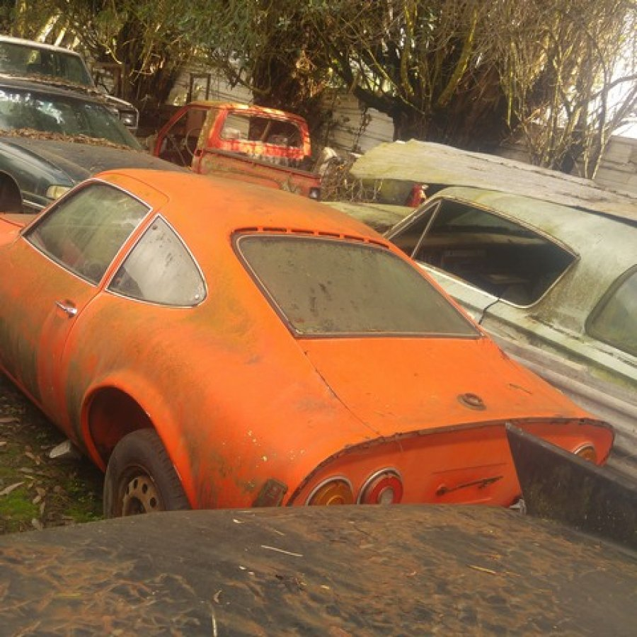 1973 Buick Opel GT Sports Car (parting Out) Or Selling