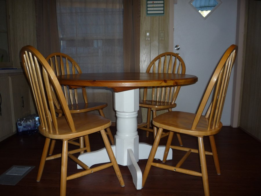 kitchen table and 4 chairs florida 34654 new port richey