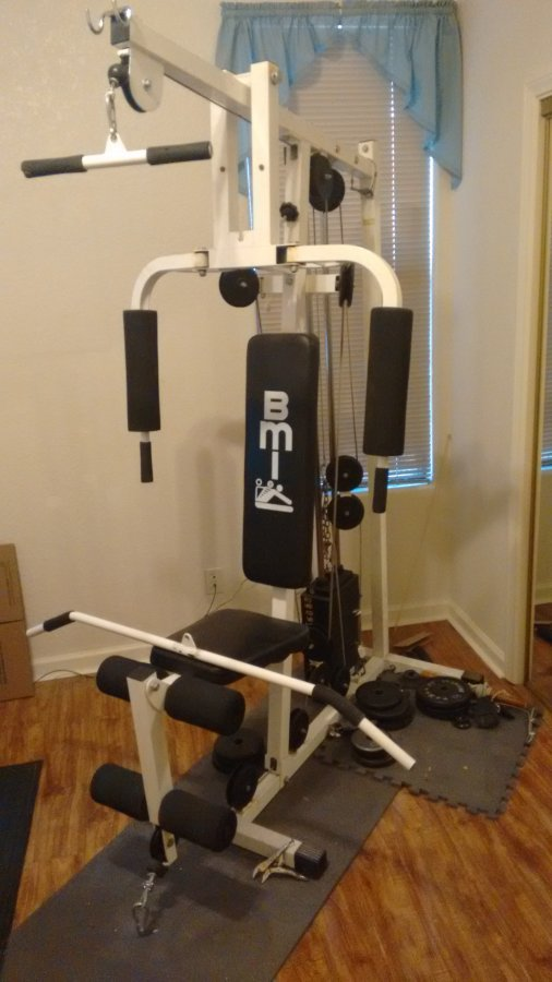bmi exercise machine