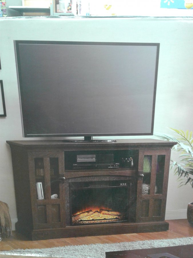 Electric Fire Place 60 Tv Console Overland Park 66223 South Overland Park 220 Home And