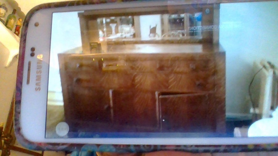 Antique sideboaard buffett torrance lomita