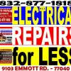 Electrical Systems | CERTIFIED Diagnosis and Repair at AutoPRO-Houston in Harris County TX offer Auto Services