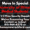 University of Illinois Medical Students offer Apartment For Rent