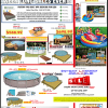 Swimming Pool & Deck Combo deal! offer Home and Furnitures