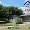 3 Bedroom, 2 Bath Estate for Sale in Plains TX  offer House For Sale