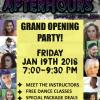 AfterHours Dance Studio offer Classes