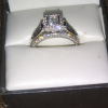 1.2 karat diamond engagement/promise ring offer Jewelries