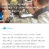 Smith's Automotive offer Auto Services