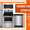 Frigidaire Stainless Steel Kitchen Suite * Brand New * 4 Appliances * Available Today * Low Prices offer Appliances
