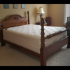 Queen Bed offer Home and Furnitures