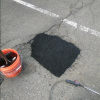 Discount service sealcoating pothole repair