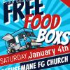 Free Food Boxes offer Events