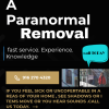 Removing paranormal activity offer Professional Services