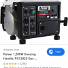 Pulsar Generator. 1200w. offer Tickets