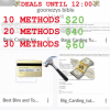 Carding methods 2020  offer Business and Franchise