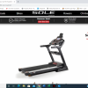 SOLE F80 Treadmill and PROFORM 520E Eliptical offer Sporting Goods