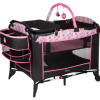 Disney minnie mouse pack n play, walker and free highchair offer Kid Stuff
