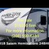 2018 Travel Trailer Dream offer RV