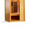 SAUNA-Infrared, 2-person, basswood
